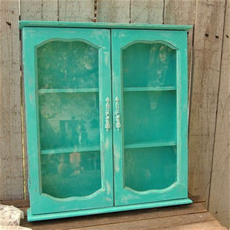 spice rack bathroom wall cabinet shabby from the vintage