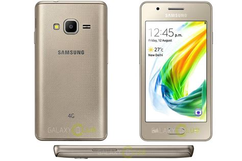 Samsung Z2 Samsung Z2 Images Specifications Leaked Ahead Of Launch