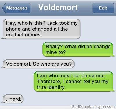 message meme if harry potter could text autocorrect fail text
