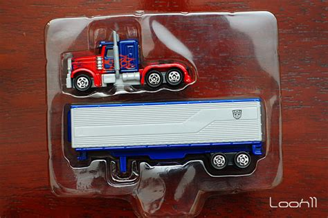 Transformer Die Cast Set my die cast tomica transformers optimus prime bumblebee