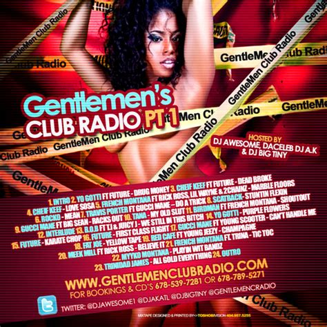 Various Artists   Gentlemen Club Radio Pt1 Hosted by