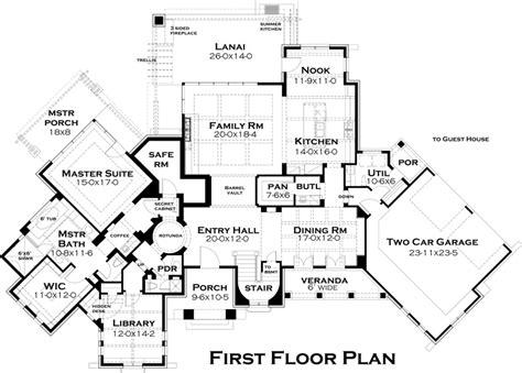 3 Bedroom Floor Plans With Bonus Room by Villa Del Cielo 5285 3 Bedrooms And 4 5 Baths The