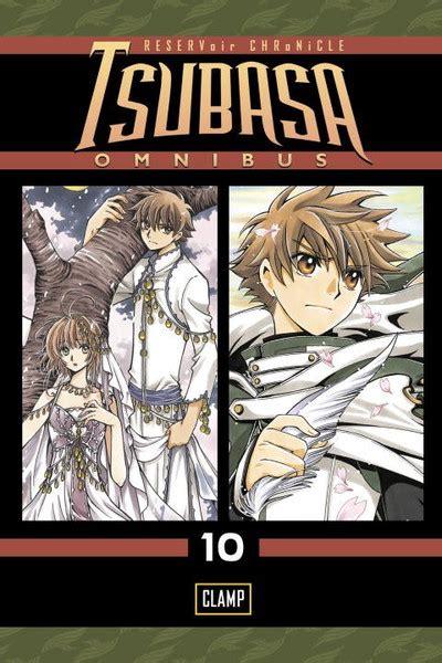 Tsubasa Omnibus 3 tsubasa reservoir chronicle omnibus volume 10