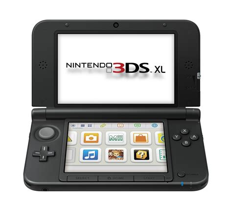 3ds console bigger nintendo 3ds console revealed nintendo