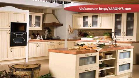 ver azulejos de cocina azulejos cocinas rusticas modelos de madera decoracion