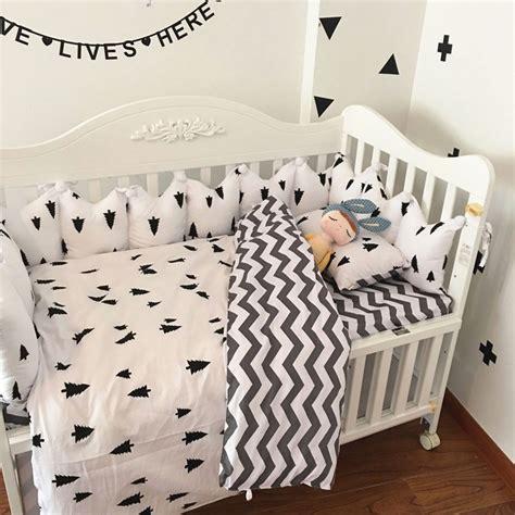 Grey Chevron Crib Bedding Set Grey Chevron Crib Bedding Baby Bedding Set Sweet Baby