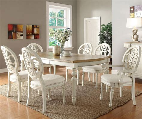 clearance esszimmer sets coaster furniture 104241 dining table antique