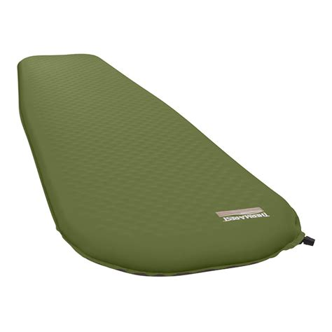 thermarest basec af sleeping mat thermarest self inflating mattress wide pad