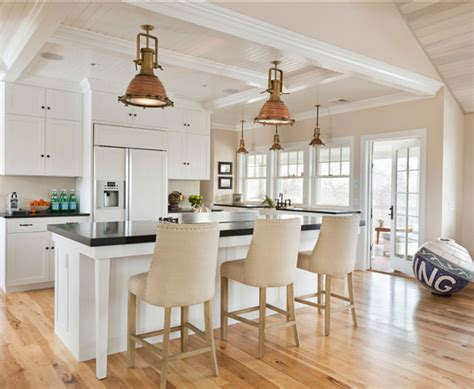 beach house decorating ideas kitchen east coast style beach cottage home bunch interior