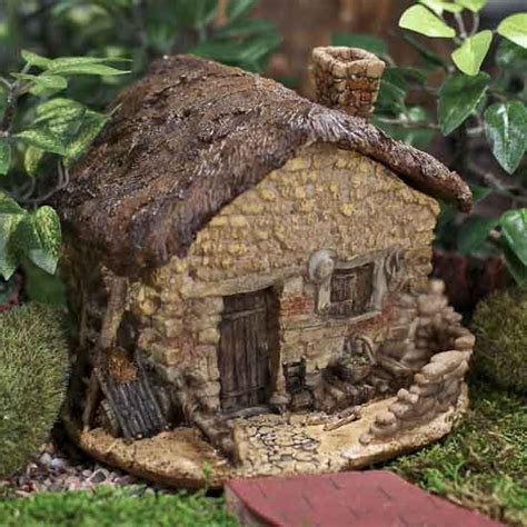 fairy house supplies miniature resin fairy garden house what s new dollhouse miniatures doll making