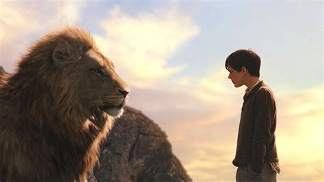 narnia film lion chronicles of narnia prince caspian aslan and edmund 171 the