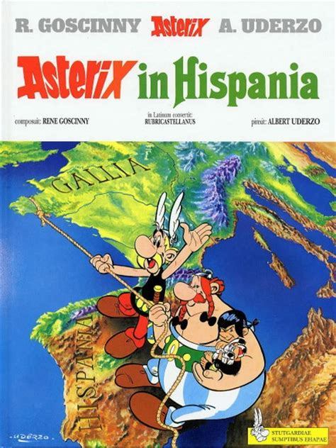 asterix spanish la odisea 8434567822 ast 233 rix la collection la collection des albums d ast 233 rix le gaulois ast 233 rix en hispanie