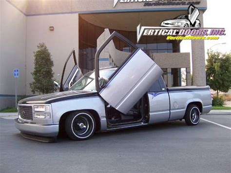 chevrolet c1500 vertical doors inc vertical lambo