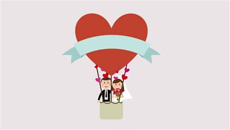 Wedding Animation by Wedding Invitation Design Animation Hd1080 Stock