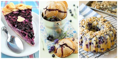 blueberry recipe 17 easy blueberry recipes what to make with blueberries