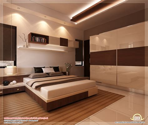 Beautiful Home Interior Design by Beautiful Houses Bedroom Interior In Kerala Home Combo