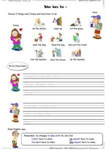 language arts worksheets printable