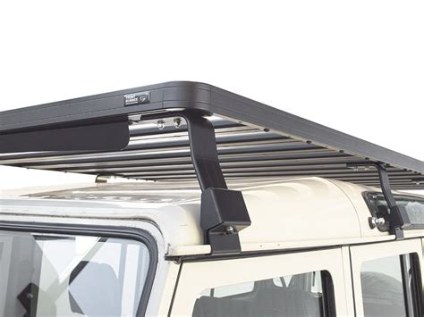 Roof Racks R Us by Land Rover Defender 110 Roof Rack Front Runner