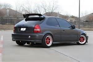 1997 Honda Civic Hatchback 1997 Honda Civic Pictures Cargurus