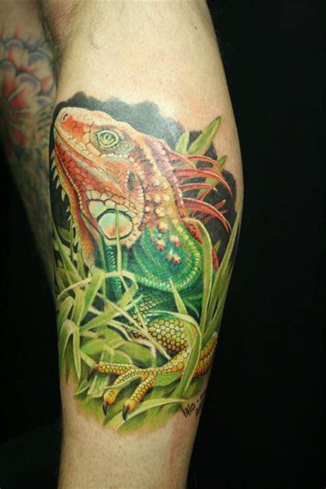 lalo tattoo lizard by lalo yunda tattoonow