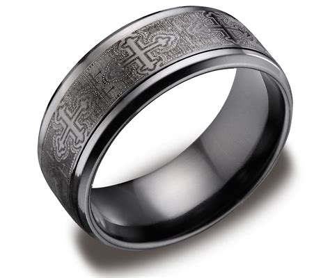 benefits  choosing titanium mens wedding bands