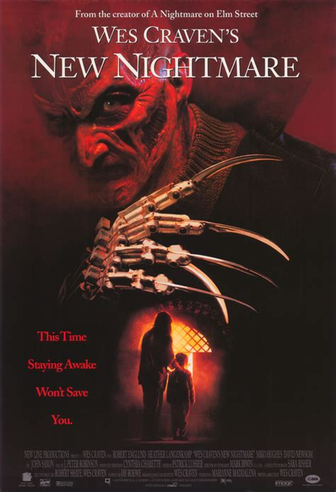 film horror wes craven wes craven s new nightmare 1994 oh the horror