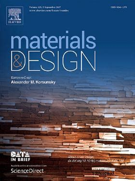 Design And Materials Journal | materials science news elsevier