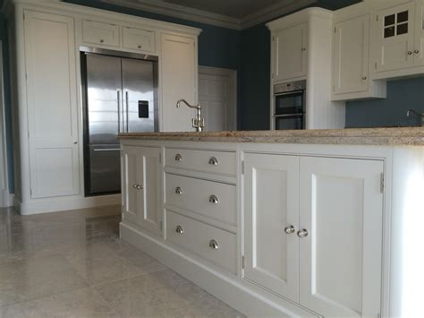 custom painted kitchen cabinets hand painted kitchen in banstead surrey