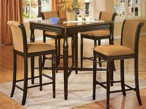 High Top Kitchen Table And Chairs High Top Kitchen Tables Myideasbedroom