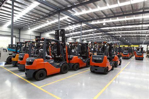 Toyota Material Handling Forklift Hire Rental Range Of Toyota Forklifts