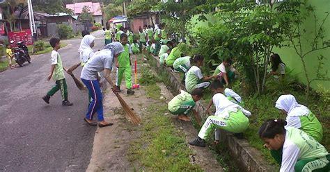 manfaat dan contoh gotong royong bagi masyarakat dan sekolah