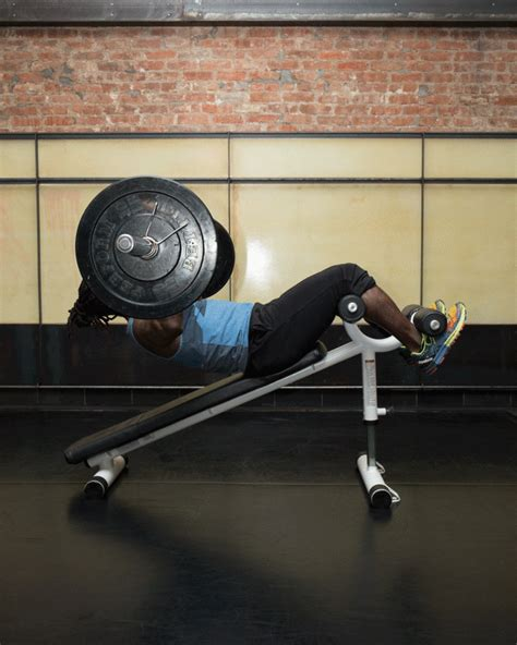 Stick Barbell abs workout most effective to do at the