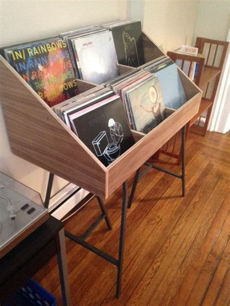 My Record 25 Best Ideas About Vinyl Record Storage On Record Storage Vinyl Record