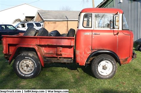 jeep cabover for sale willys cab over 006