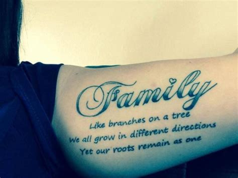 tattoo quotes family tumblr tatuajes con significado de familia batanga