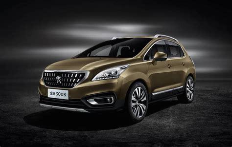 china  peugeot  sedan  revealed