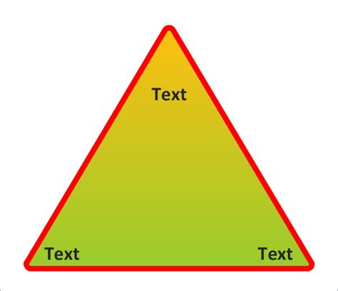 triangle flowchart triangle flowchart 28 images triangle chart template