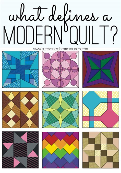 Quilt Definition by What Defines A Modern Quilt