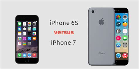 10 differences between iphone 7 and iphone 6s bewitter