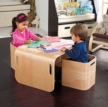 baby study table childrens wooden tables images 27 idees deco qui font le
