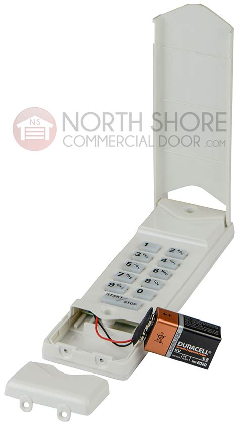 Linear Garage Door Opener Keypad Linear O Matic Megacode Garage Door Opener Wireless Mdtk Keypad