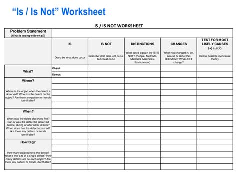 problem solving template excel 8d problem solving template by operational excellence