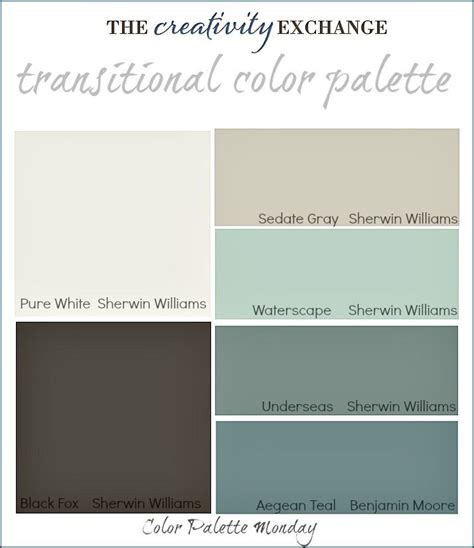 1000 images about cottage color palettes on