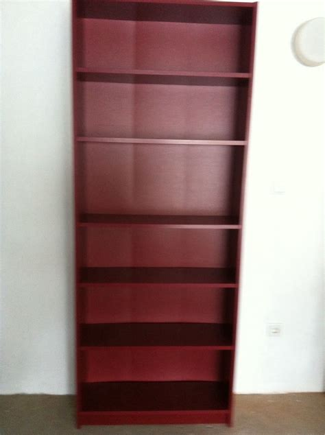 Ikea Regal Rot by Gebraucht Ikea Billy Regal B 252 Cherregal Rot In 85053