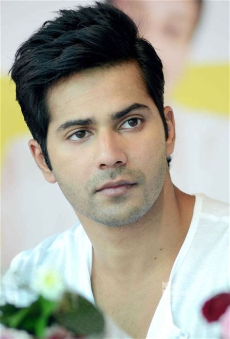 varun dhawan hair style varun dhawan never wants to date an actress missmalini