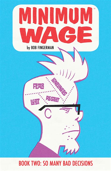 mimum wage minimum wage vol 2 so many bad decisions tp releases