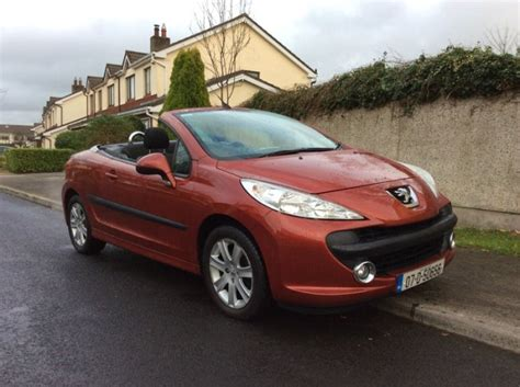 peugeot naas 2007 peugeot 207 for sale for sale in naas kildare from