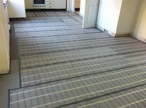 Engineered Flooring With Underfloor Heating