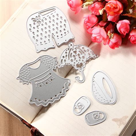 Paper Craft Dies - lovely clothes metal cutting dies stencil scrapbook card