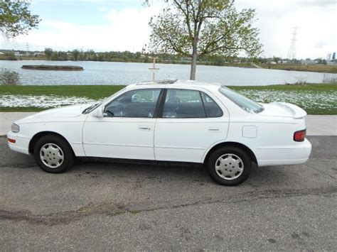 1992 Toyota Camry For Sale Used 1992 Toyota Camry For Sale Carsforsale
